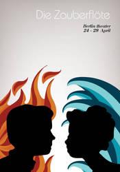 Die Zauberflote poster2