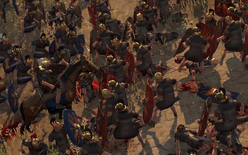 Total War: Rome 2 - Civil War 02 by Freelancerrook