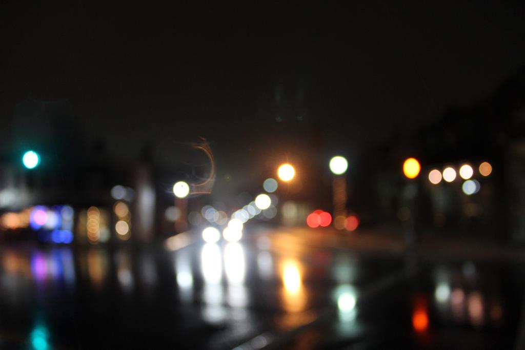 City Lights by Freelancerrook