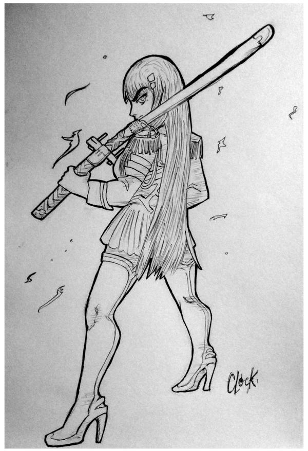 Satsuki Kiryuin by SickMelody