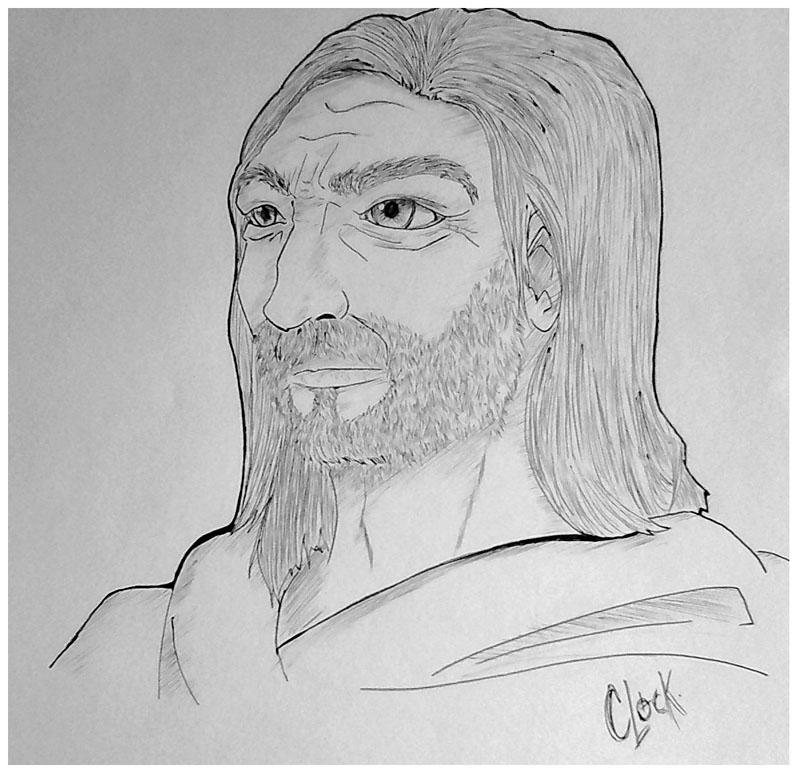 Tarian Adagard Gallius by SickMelody
