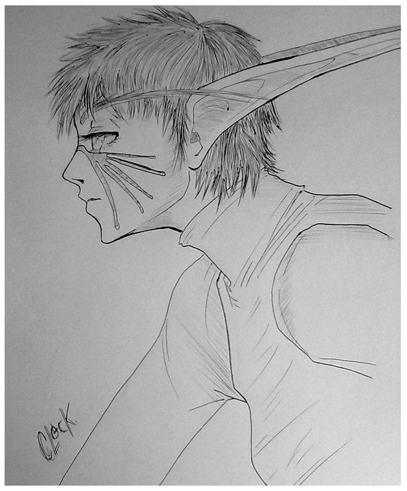 Night Elf - Arachne by SickMelody