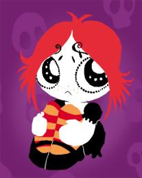 Ruby Gloom by mistyqee