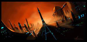 Protoss city II