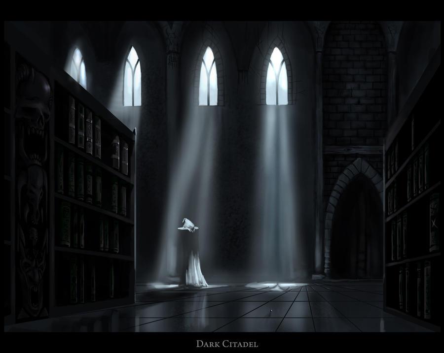 Dark Citadel by highdarktemplar
