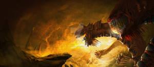 Dante's Inferno - Cerberus