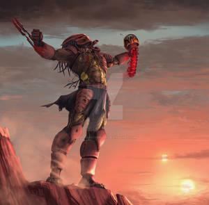 Predator at Tatooine