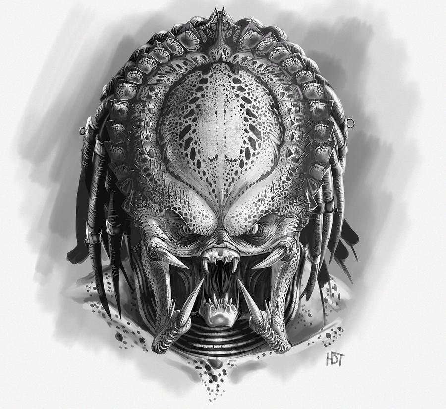 Portrait of a Hunter by highdarktemplar