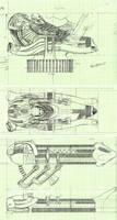 Space Jockey diagrams