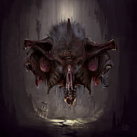 Doom - Pain Elemental by highdarktemplar