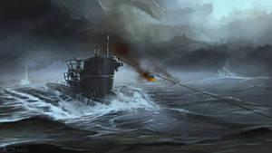 U Boot Typ VII C/41
