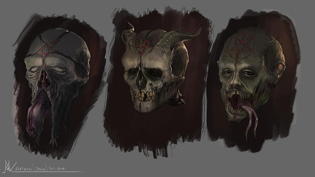 Lost Soul Doom Deviantart: Lost Soul By Highdarktemplar On DeviantArt
