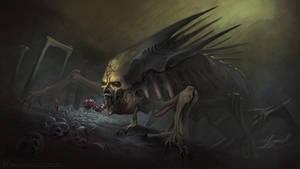 DooM - Arachnotron by highdarktemplar