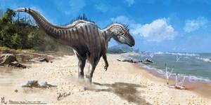 Allosaurus f.