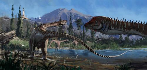 Diplodocus carnegii