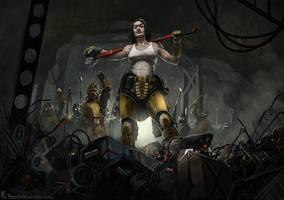 Hammer The Machines