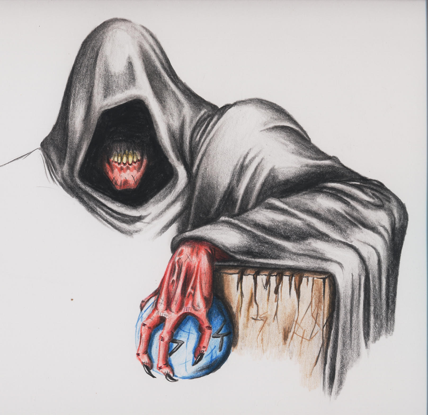 The Heresiarch by highdarktemplar