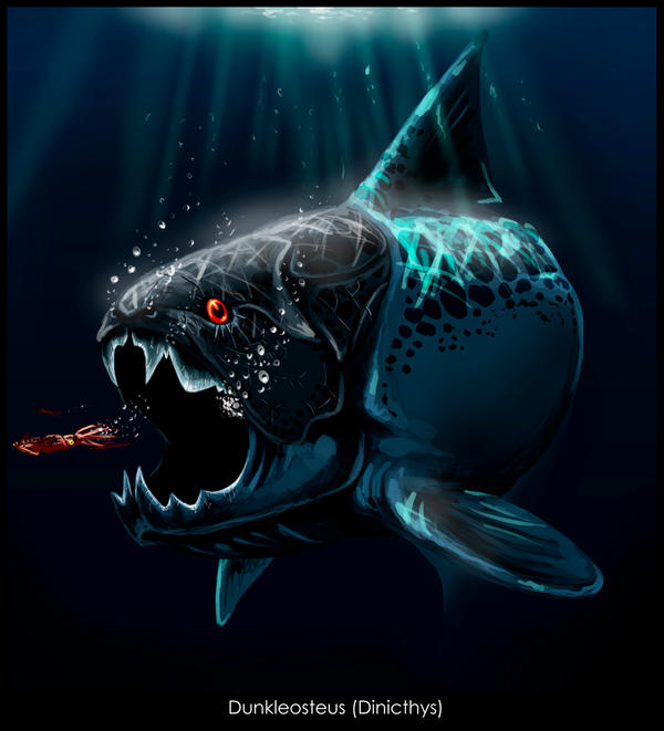 dunkleosteus. Dunkleosteus by