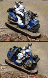 Apothecary Klinger, Eagle Dragoons Chapter