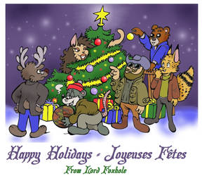 A Special Holidays Card. by Lord-Foxhole
