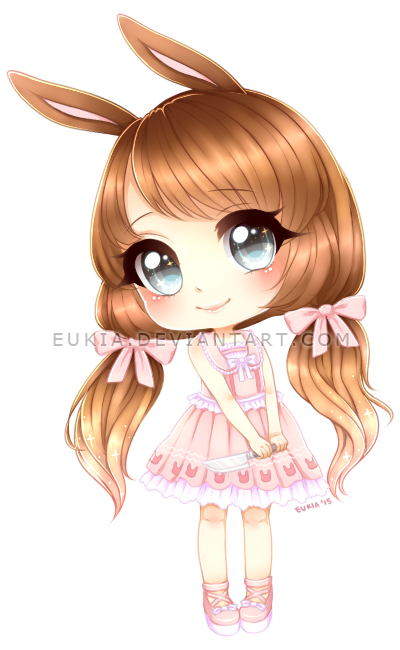 G karina by eukia on deviantart - Dessin manga kawaii ...