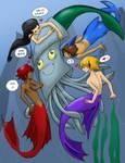Squid's Harem