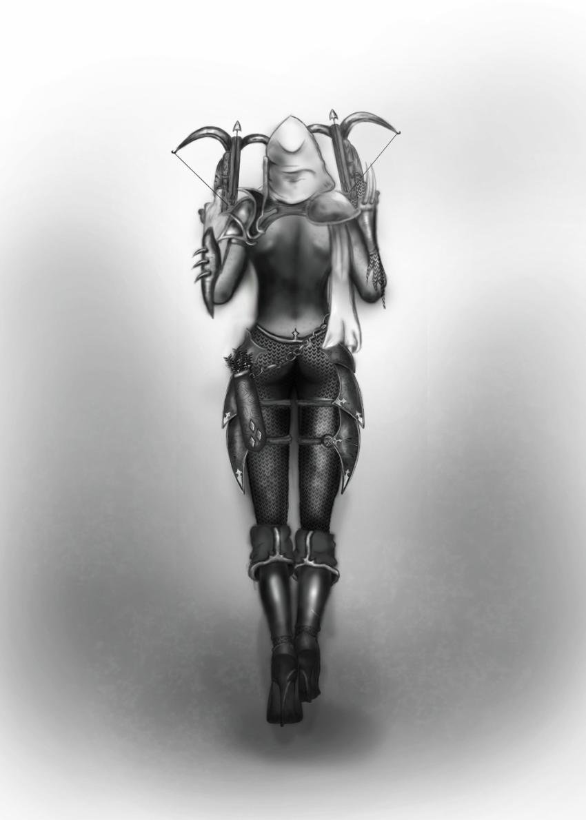 Demon Hunter by HurrArch