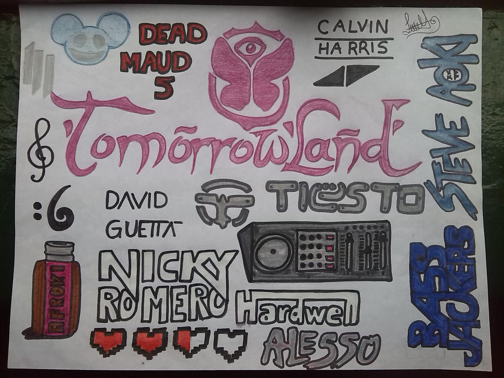 Tomorrowland by fiolee0856
