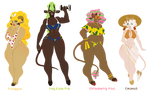 Summer Moo Adopts (CLOSED)