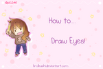 How to... Draw Eyes [Video]