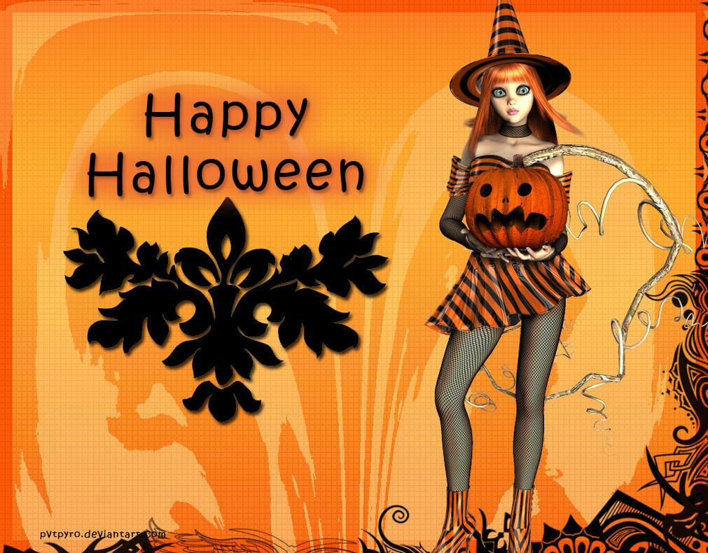 Halloween by pvtpyro