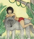 Mowgli and Rama