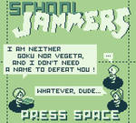 School Jammers - Title Screen
