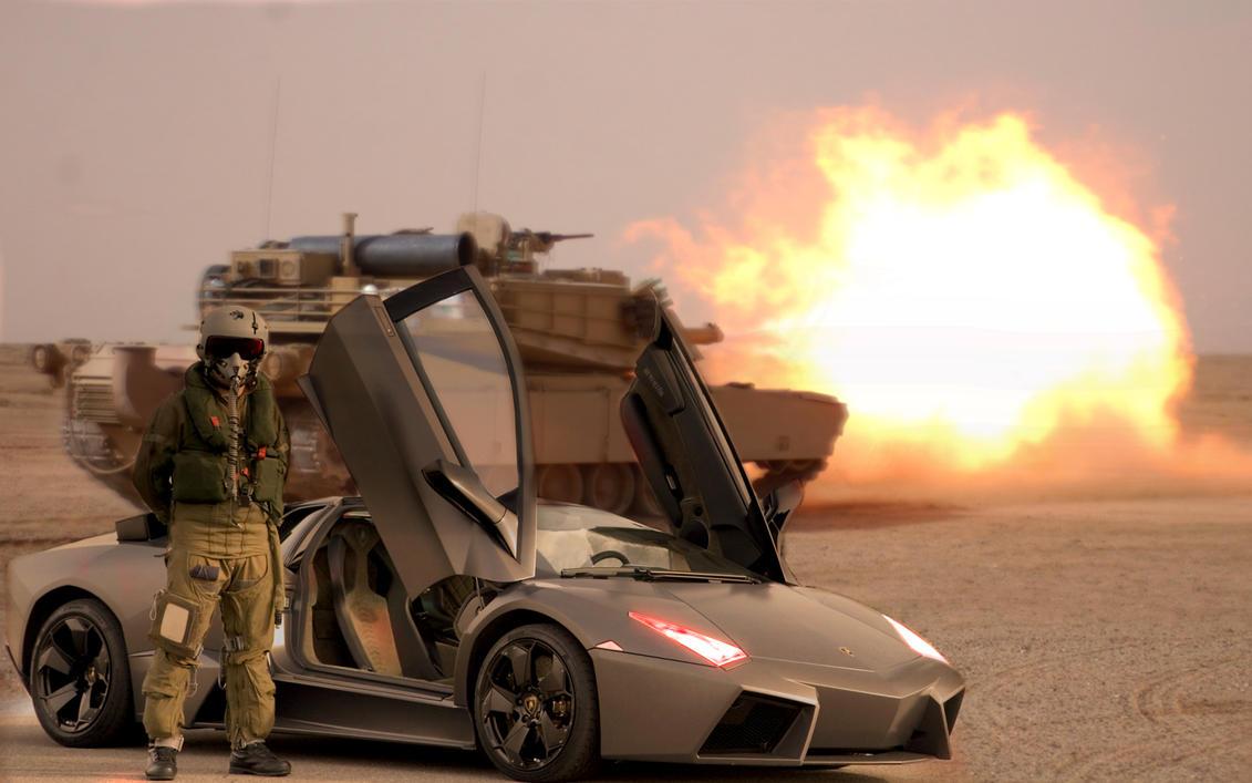 Lamborghini reventon Warenton by allenandtady