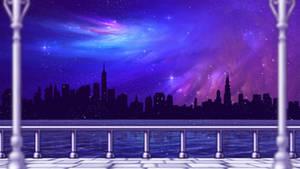 [BG] Midnight Pathway by LuvKaffeine