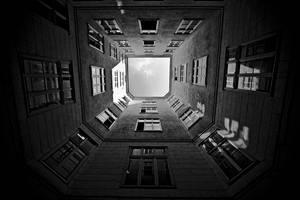 A hole by RafalBigda