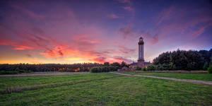 Lighthouse in Niechorze by RafalBigda