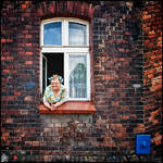 An old Silesian lady