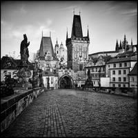 Praha cityscape by RafalBigda