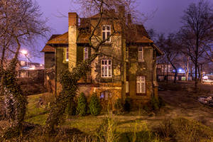 Zabrze by night 09 by RafalBigda
