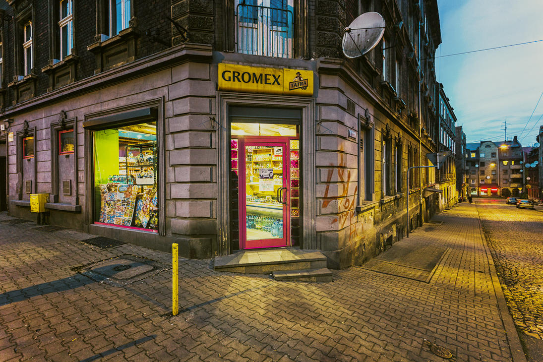 Cornershop by RafalBigda