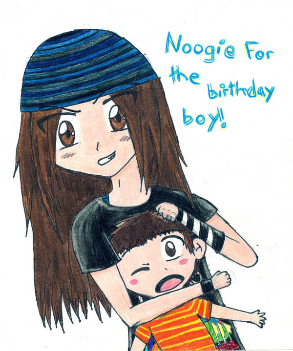 Happy Birthday Little Brother By Friendly Mushroom00 On Deviantart