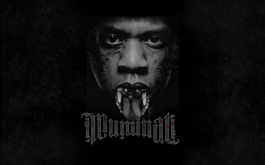 Jay Z Illuminati Symbol Jay z illuminati by qontract