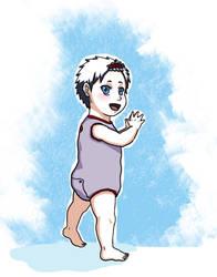 Baby Yusuke by agonia12