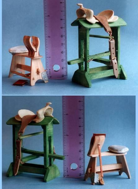 saddle-maker's tools by The-Mender on DeviantArt