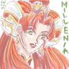 Millenia from Grandia 2 by nunuu