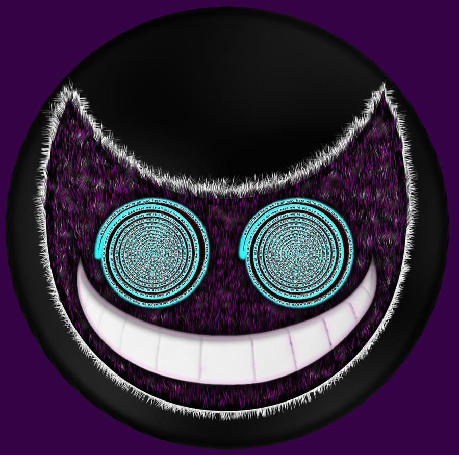 Cheshire Cat by graphicpoetry
