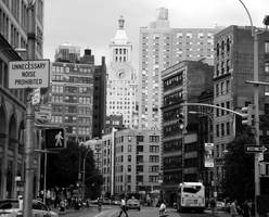 New York City XII by DanielJButler