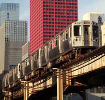 Chicago L III by DanielJButler
