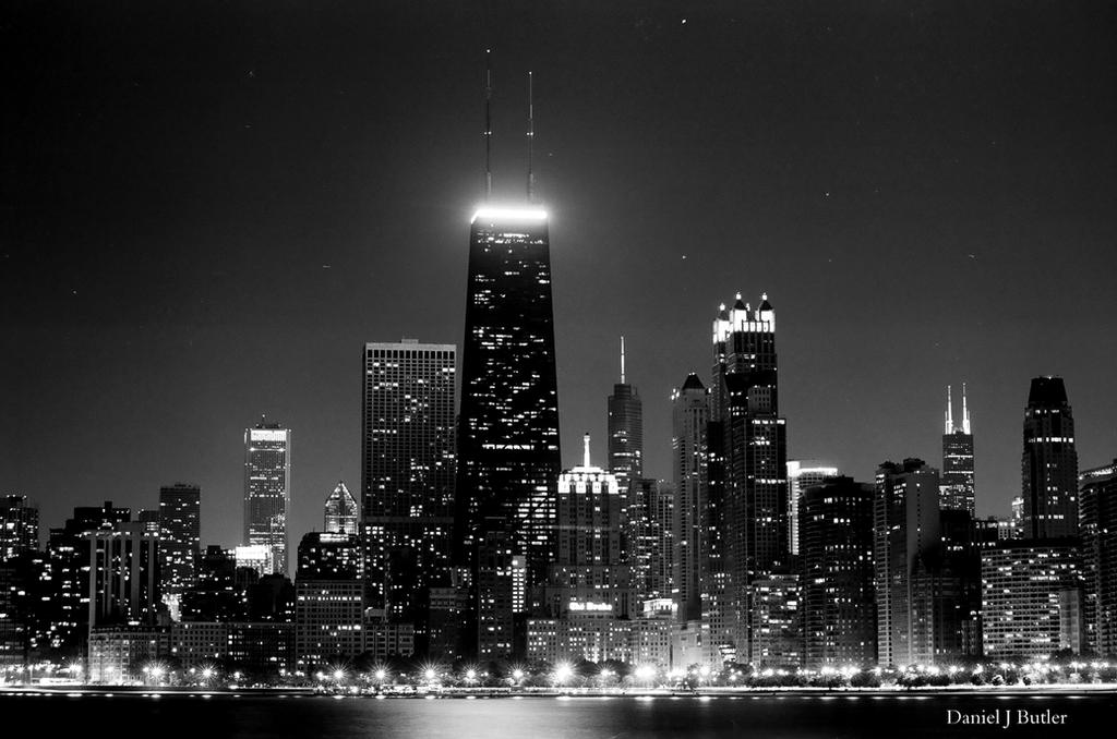 Chicago LII by DanielJButler